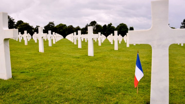 Les cimetières français dans le monde