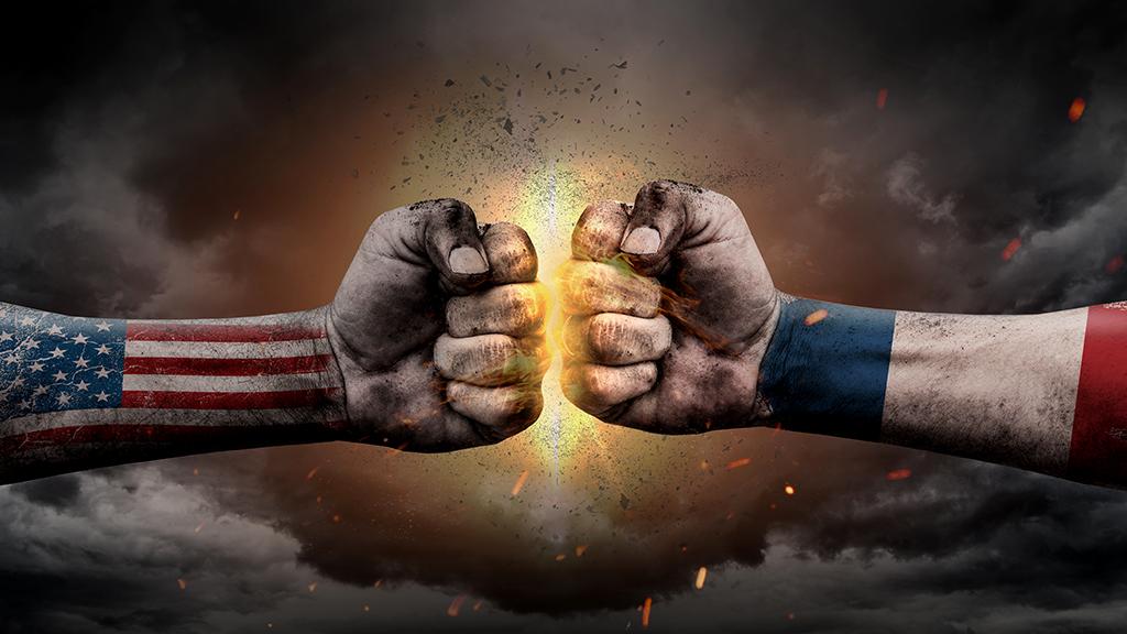 Francophobie dans le monde #3 USA