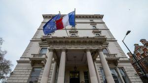 Le consulat de France à Londres