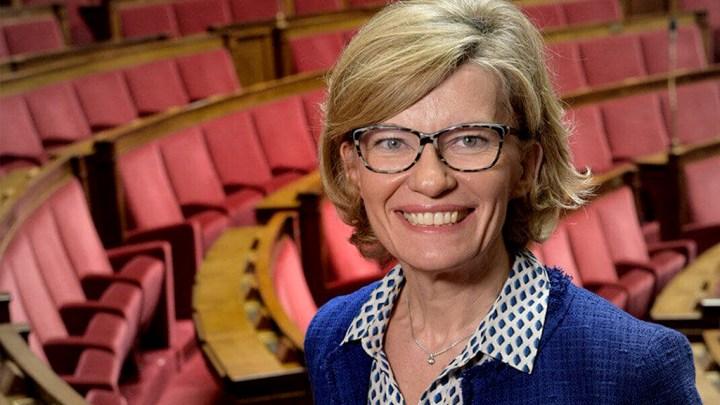 Rencontre avec la député des Français hors de France Anne Genetet