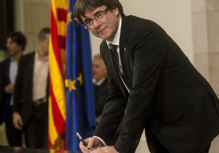 Le Parlement européen reconnaît le statut d'eurodéputés à trois indépendantistes catalans