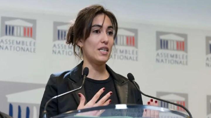 La Députée Paula Forteza, quitte LRM et l'Amérique.