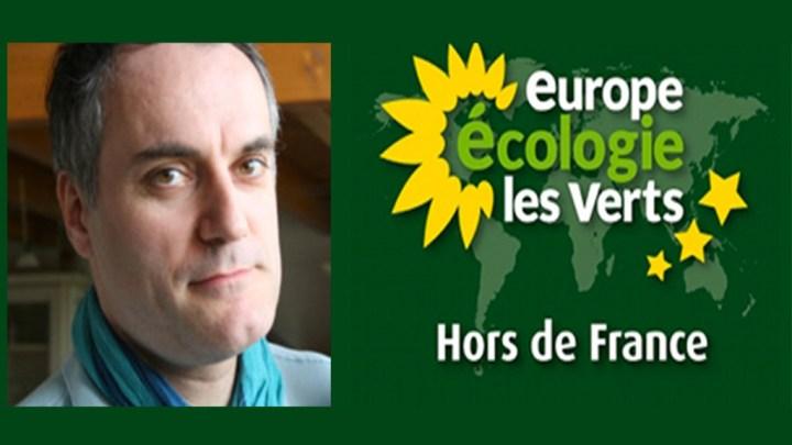 « Les défis sont devant nous » – Alexandre Chateau Ducos – Responsable des Français hors de France pour EELV