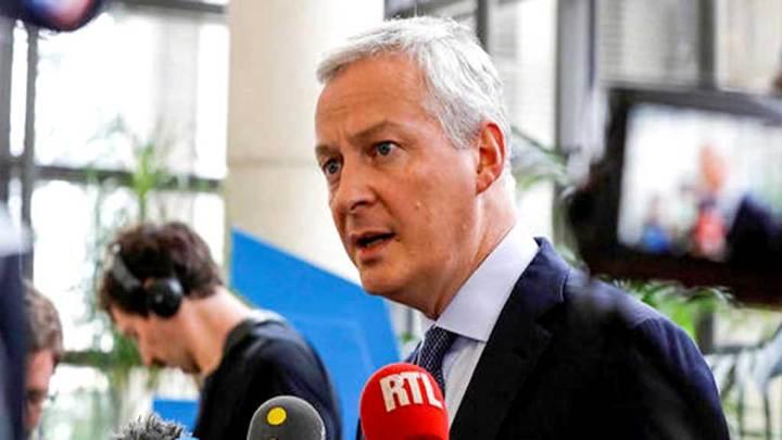 «Si demain il devait y avoir une pénurie, je le dirais aux Français» Bruno Le Maire – Ministre de l'Economie