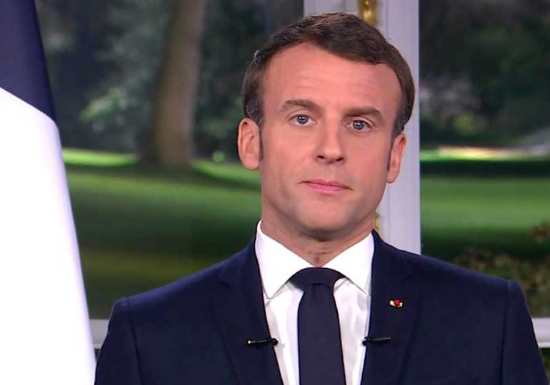 Emmanuel Macron s'adressera aux Français pour les rassurer !