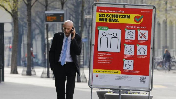 Déconfinement en Suisse : branle-bas de combat pour éviter la «deuxième vague» – Une vidéo TV5 Monde
