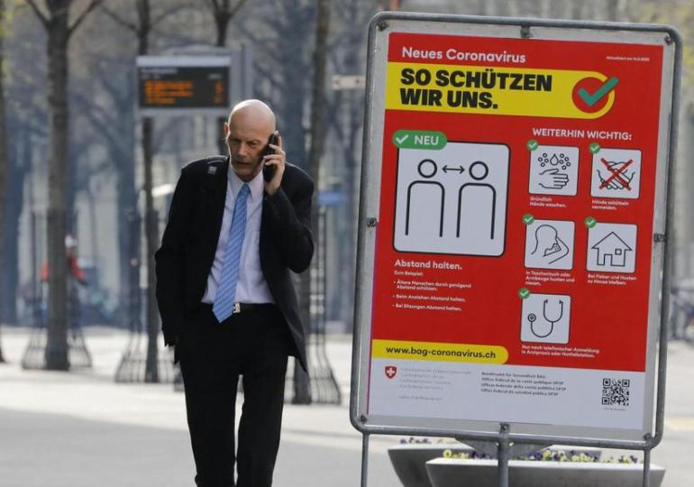 """Déconfinement en Suisse : branle-bas de combat pour éviter la """"deuxième vague"""" - Une vidéo TV5 Monde"""
