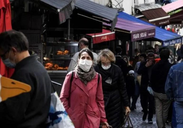 La France se remet en mouvement après 55 jours de confinement