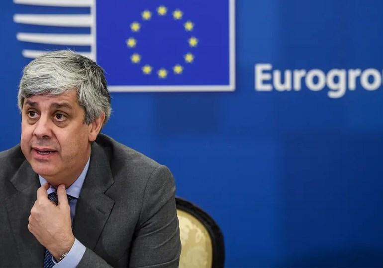 Mario Centeno, démissionnaire de son poste au Portugal, lâche la présidence de l'Eurogroupe