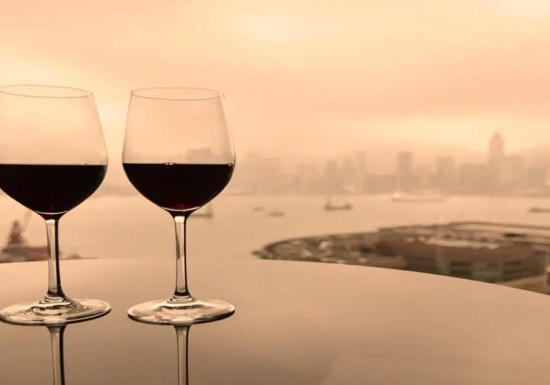 A Hong-Kong, l'Alchimie du Verbe fait une ode aux vins !