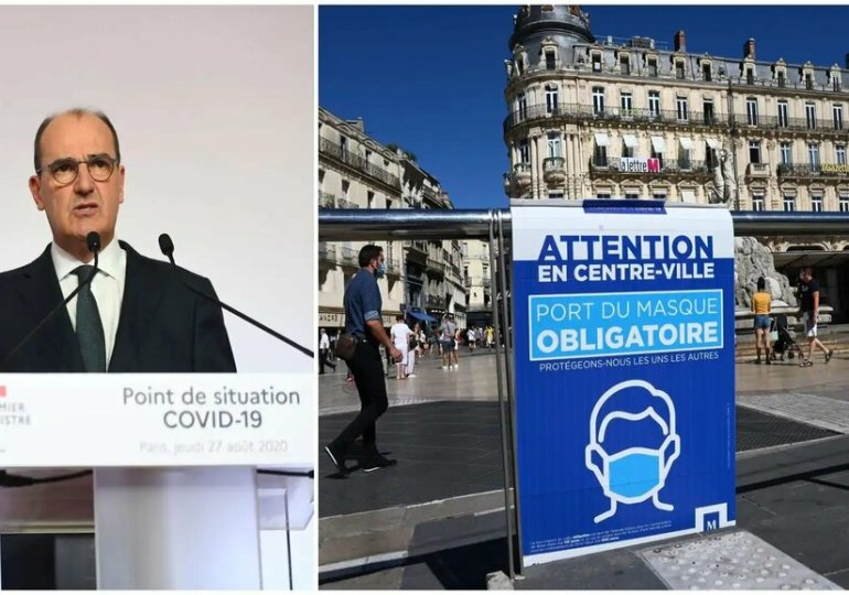 Covid-19 : la situation en France