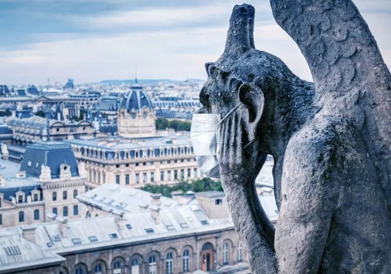 France : un simulateur pour connaitre les règles du port du masque, lieu par lieu !