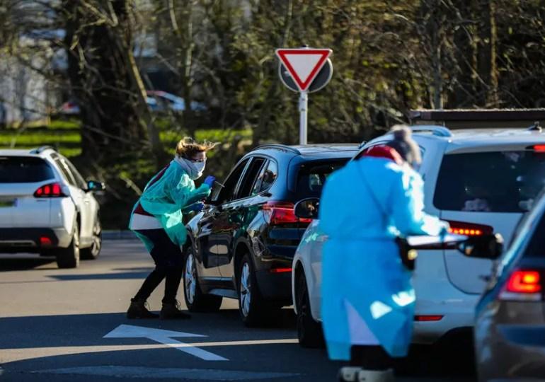 France et la Covid-19 : des hospitalisation au plus haut depuis le déconfinement