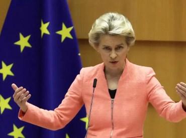Discours de l'Union : Ursula von der Leyen porte l'objectif de réduction des émissions pour 2030 à 55 %