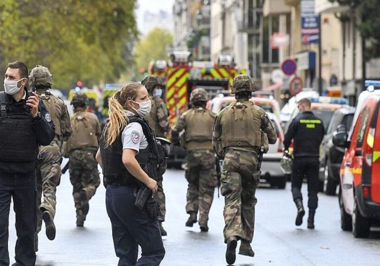 Ce qu'on sait de l'attaque terroriste Paris du 25 septembre 2020