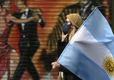 Covid-19 : l'Argentine dépasse le million de cas