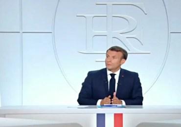 Macron annonce un couvre-feux et une batterie de mesures