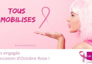 Octobre Rose pour lutter contre le cancer du sein