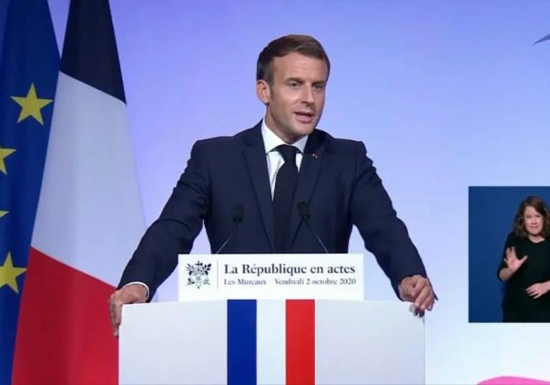 Macron met en place la lutte contre le séparatisme musulman!