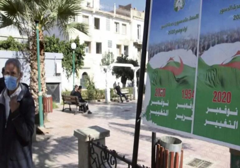 Algérie : le référendum constitutionnel marqué par l'abstention