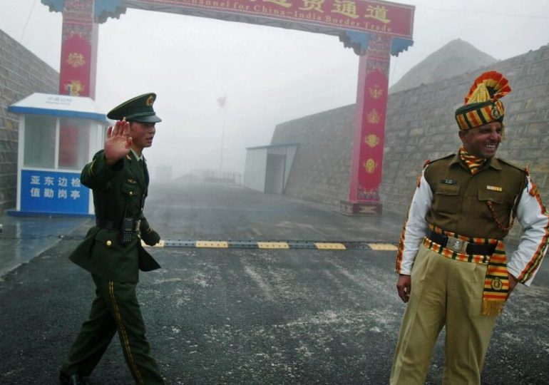 La Chine, l'Inde et le reste du monde…