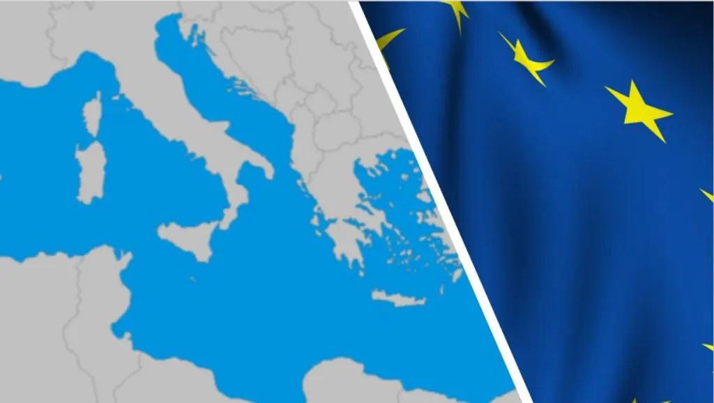 La Méditerranée n'est pas une île.