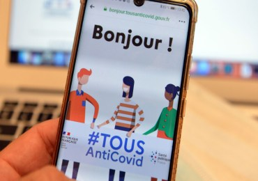 Certificat européen et TousAntiCovid français