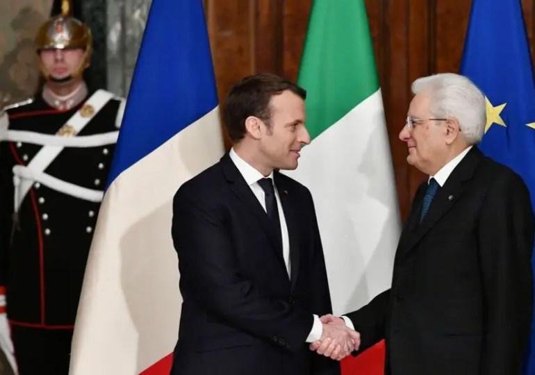 Les présidents italien et français se sont rencontrés pour discuter des migrations