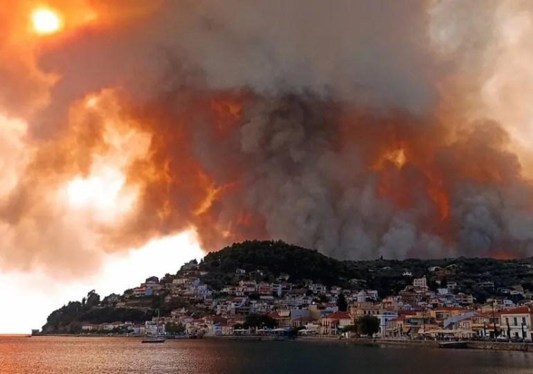 La Méditerranée brûle, ce n'est pas une fatalité.