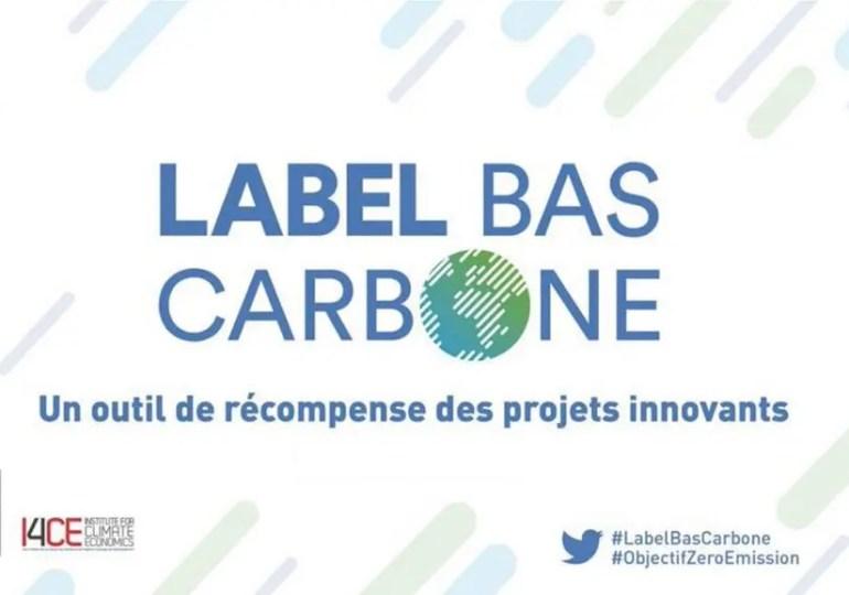 Le Label bas-carbone sera étendu aux grandes cultures, au transport et aux bâtiments