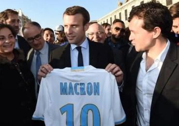 Emmanuel Macron au chevet de Marseille