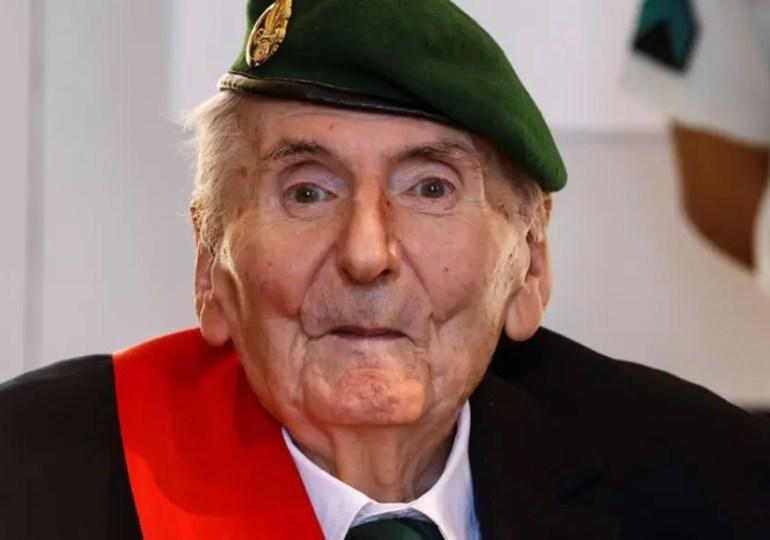 Sur les pas de l'ultime compagnon de la Libération : Hubert Germain