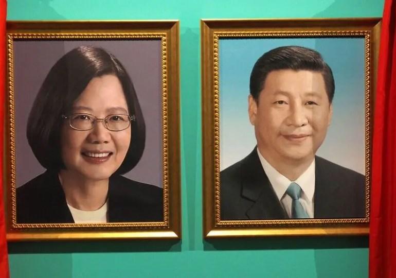 """Chine : Xi Jinping promet une """"réunification"""" pacifique avec Taïwan"""