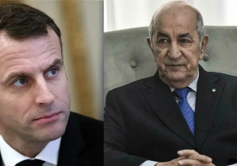 L'Algérie rappelle son ambassadeur en France pour consultation