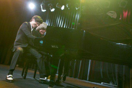 斎藤圭土【京都府・京都市中京区 LIVE SPOT RAG】 Keito Saito & Axel Zwingenberger The Boogie Woogie Piano 2019 @ LIVE SPOT RAG