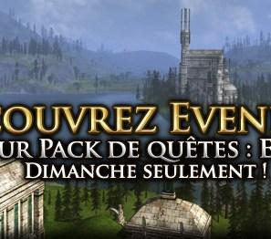 Pack Evendim en promo