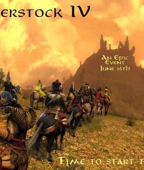 Weatherstock 2012 en vue !