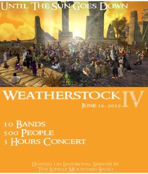 Weatherstock 2012