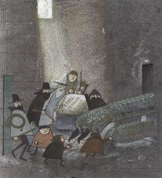 La Chambre de Mazarbul