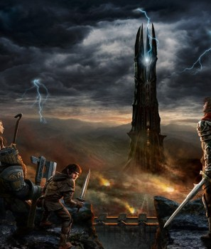 Menez les Hobbits à Isengard !