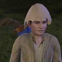 Le casque coquille brisée
