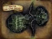 Carte du Chemin des Morts