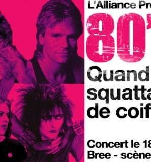 Concert 80's par l'Alliance Protectrice