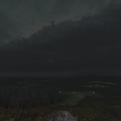 Les fumées du Mordor occultent le ciel