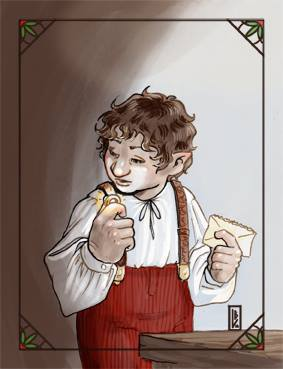 Leslie Boulay - Frodo Bessac