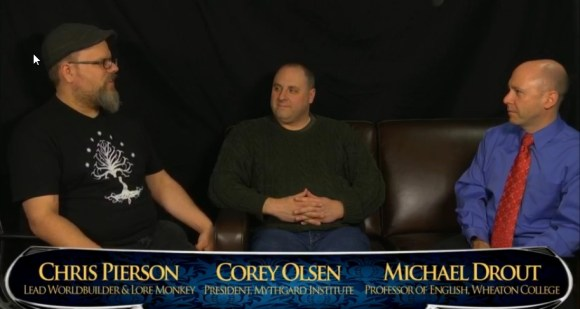 LOTRO and Lore on Twitch