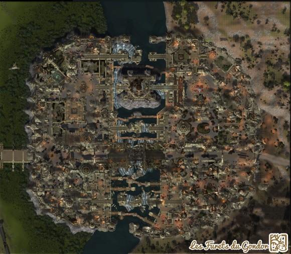 Carte Osgiliath (Alpha)