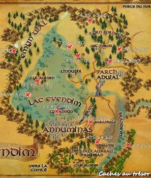 Les caches au trésor de l'Eriador 2