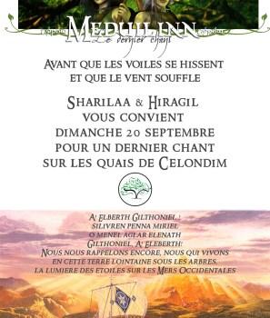 Meduilinn – Le dernier chant