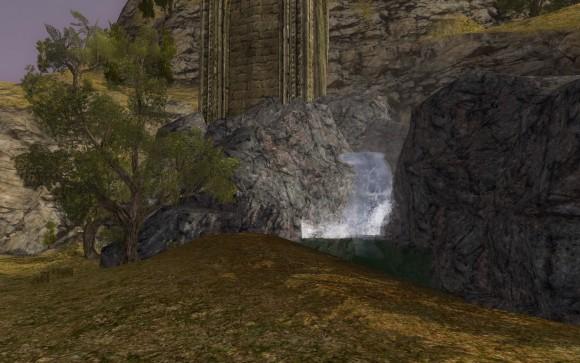Torrent du Mont Venteux